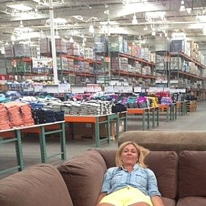 I do also go to Costco on occasion, I'll have you know.