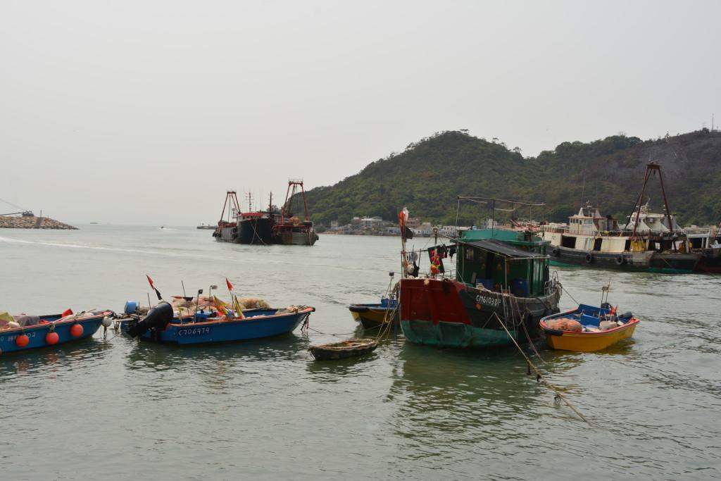 Fascinating Tai O fishing village.